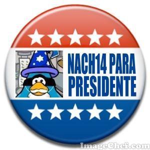 Nach14 Presidente